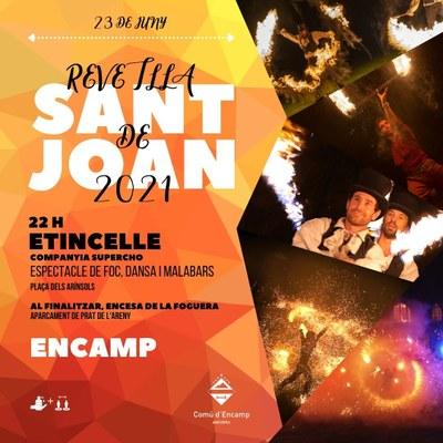 Revetlla de Sant Joan 2021