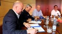 El Comú d'Encamp i la Creu Roja Andorrana signen un conveni de col·laboració per apropar els serveis sociosanitaris al Pas de la Casa