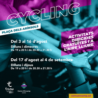 cycling agost ok