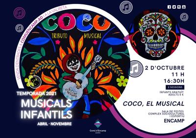 Musical infantil Coco