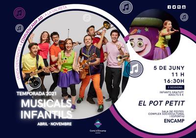 Musical infantil El Pot Petit