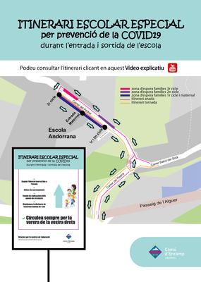 Itinerari Especial COVID Andorrana