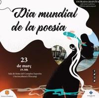 'Varosha', un espectacle poètic i musical inspirat en la ciutat fantasma del Mediterrani, protagonista del Dia de la poesia del 2021 a Encamp