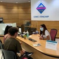 """""""Encamp Empresa"""" un nou punt d'informació i tramitació empresarial"""
