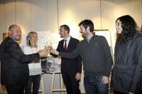 """""""Granit i Vidre"""" dels arquitectes Lluís Ginjaume i Gerard Veciana esdevé el projecte guanyador del futur Museu Nacional de l'Automòbil"""
