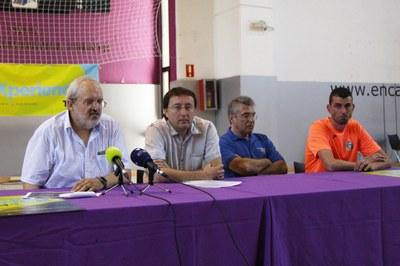 95 equips participaran en la 7a edició del Tim Vòlei Andorra