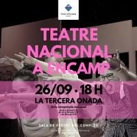 A la venda les entrades de l'obra teatral 'La tercera onada' que la Jove Companyia Nacional representarà a Encamp