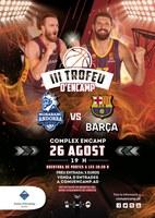 A la venda les entrades del MoraBanc-Barça de bàsquet a Encamp que aniran en benefici del Banc d'Aliments