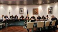 Acords de la sessió ordinària del Comú d'Encamp del 17 d'octubre de 2019
