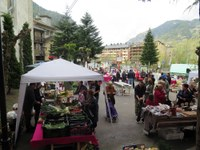 Aquest dissabte s'inaugura la temporada de mercat a càrrec de l'Associació d'Empreses d'Encamp
