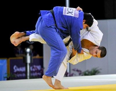 Aquest vespre acollim la xerrada del judoka Tony Molné