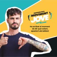 Arrenca el projecte 'Moviment Jove' amb els tallers perquè els joves proposin les seves demandes