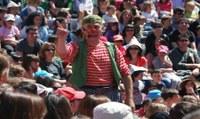 Avui a les tres de la tarda nou espectacle infantil al Pas de la Casa