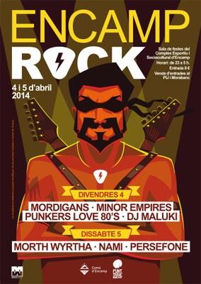 Avui comença l'Encamp Rock Festival!