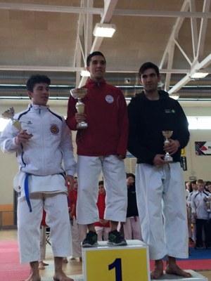 Bona participació del Club de karate Shotokan Encamp en el VIII Campionat de Karate TKFI