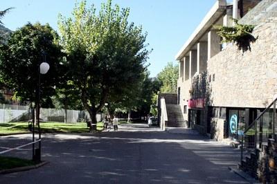 Comencen els treballs de remodelació de l'enllumenat públic al passeig de l'Alguer