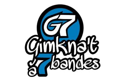 Concurs per al disseny de la imatge gràfica de la Gimkna't a 7 bandes adreçat als joves