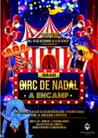 """El """"Circ de Nadal"""", un espectacle d'acrobàcies i malabars, completa el cicle cultural infantil d'Encamp"""