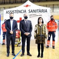 El Comú d'Encamp i Govern signen un conveni per disposar d'un alberg provisional per allotjar temporalment persones afectades per emergències sanitàries