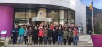 El Comú d'Encamp s'afegeix al minut de reflexió en motiu del Dia Internacional de la Dona Treballadora
