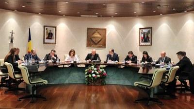 El Comú d'Encamp tanca el primer trimestre amb un superàvit de més de 900.000 euros