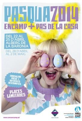 El Comú dóna a conèixer les activitats de Pasqua