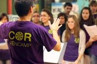 El Concert de Primavera del Cor d'Encamp comptarà amb la participació de la Coral de l'Institut Maria Rúbies de Lleida