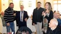 El dinar de Nadal de la gent gran a Encamp bat rècords d'assistència amb 170 padrins