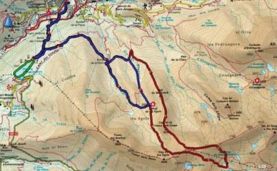 El diumenge 7 de juliol se celebrarà la 30a travessa de muntanya d'Encamp