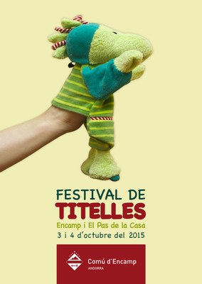 El Festival de titelles d'Encamp i del Pas de la Casa torna a l'octubre