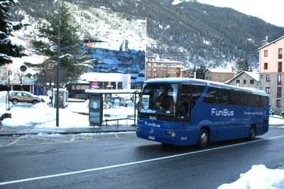 El Funibus t'acosta l'esquí a Encamp