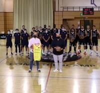 El MoraBanc Andorra de Bàsquet  torna de pretemporada al Pas de la Casa