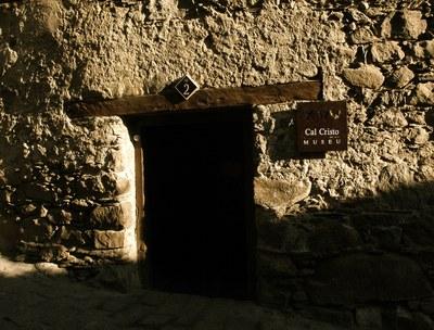 El Museu etnogràfic Casa Cristo guanya un 3,44% de visitants en el darrer any