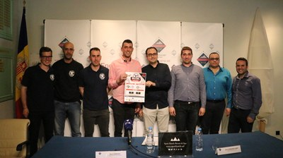 El Pas de la Casa acollirà la fase final de Primera Divisió catalana de vòlei