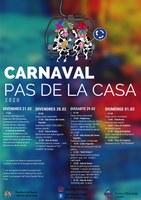 El Pas de la Casa agafa el relleu del Carnaval d'Encamp