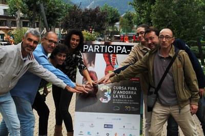 Els centres esportius comunals seran presents a la 38a Fira d'Andorra la Vella