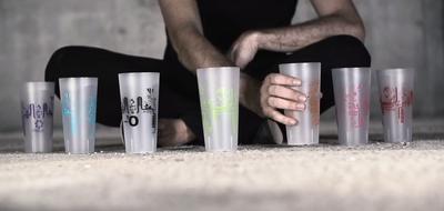 Els comuns engeguen una campanya de gots reutilitzables durant les festes majors per reduir els residus
