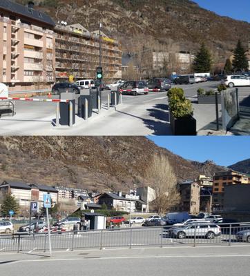 Els socis del centre esportiu d'Encamp tindran les dues hores gratuïtes als aparcaments més pròxims