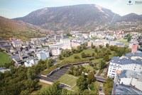 Encamp preveu obrir el nou parc de l'Ossa el primer semestre del 2023