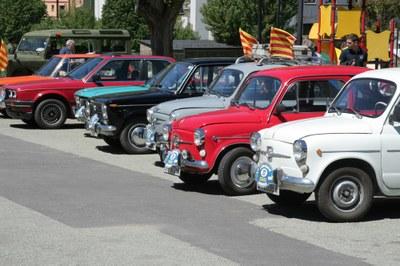Encamp aplegarà una seixantena de vehicles clàssics al 'Weekend dels 60`