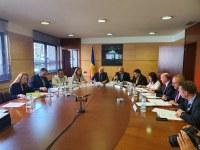 La sessió s'ha celebrat a les dependències del comú d'Encamp al Pas de la Casa-