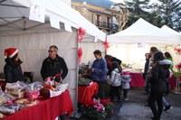 Encamp celebra aquest dissabte el tercer Mercat de Nadal