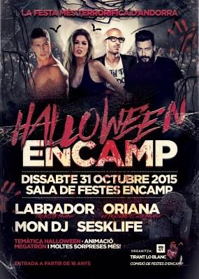 Encamp celebrarà la festa més terrorífica d'Andorra per Halloween