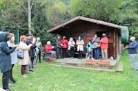 Encamp clou la temporada dels horts socials sent la parròquia amb més espais de cultiu per a la gent gran
