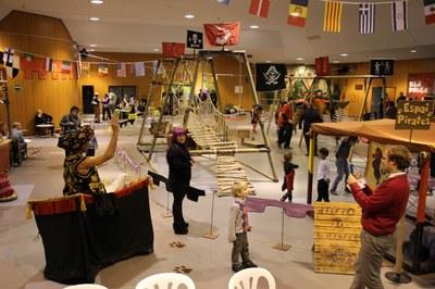 Encamp convoca un concurs entre els nens i joves per escollir el disseny del cartell del saló de la infància