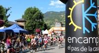 Encamp es converteix en territori ciclista durant el cap de setmana