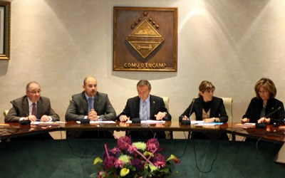 Encamp estalviarà 40.000 euros anuals amb la nova adjudicació de transport de passatgers per a la temporada d'esquí