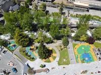 Parc de Sant Miquel d'Encamp. Vista aèria