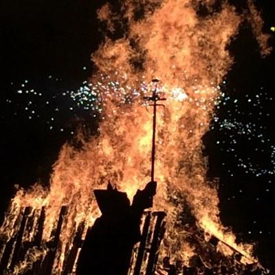 Encamp i El Pas de la Casa celebren  la nit més curta de l'any