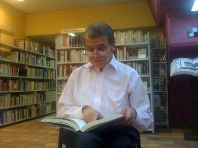 Encamp ofereix una xerrada literària a càrrec de Robert Pastor
